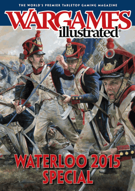 Wargames Illustrated Waterloo Special
