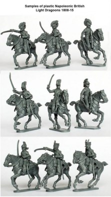 perry plastic light dragoons
