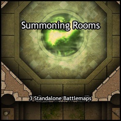 summoning rooms