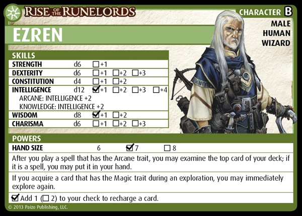 Paizo Has New Team Vs Team Pathfinder Card Game Format At Gen Con