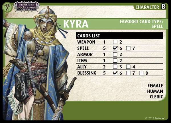 Paizo Has New Team Vs Team Pathfinder Card Game Format At