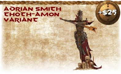 Adrian Smith Thoth-Amon