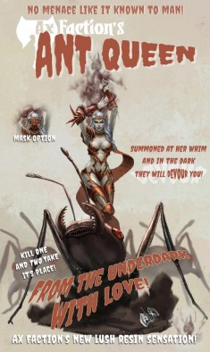Ax Faction (Ant Queen)