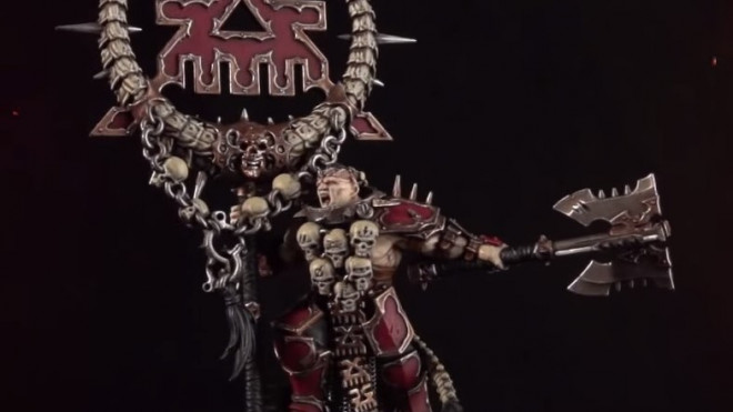 Games Workshop Painting Tutorial: How To Paint Blood Warriors & Blood Secrator