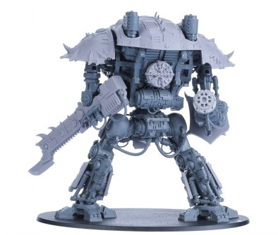 Chaos Knight (Rear)