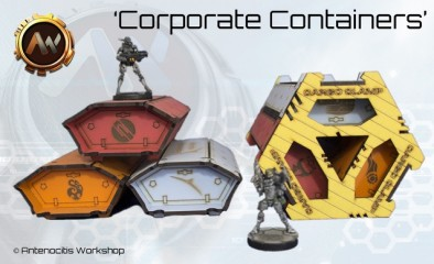 Corporate Containers #1