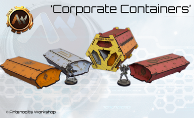 Corporate Containers #2