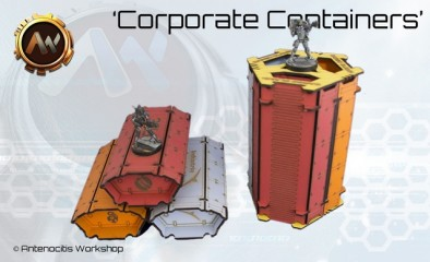 Corporate Containers #3