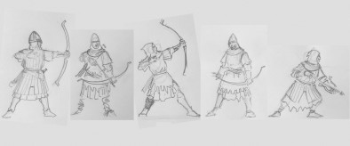 Crusader Archers (Concepts)