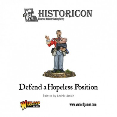 Defend A Hopeless Position (Front)