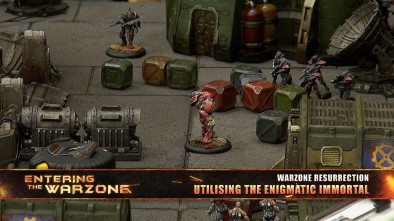 Entering The Warzone: Utilising The Enigmatic Immortal
