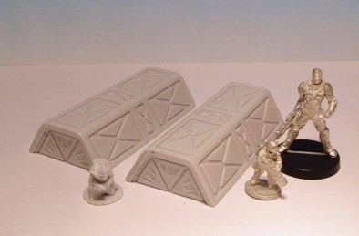 Hexagon Containers (Components)