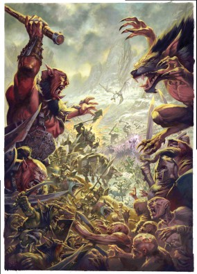 KoW Front Cover Art