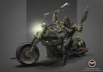 Nexus Ravager Bike