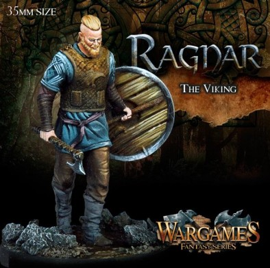 Ragnar the Viking (Front)