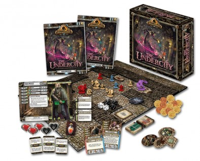 The Undercity (Contents)