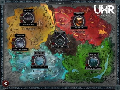 UHR Warlords (Map)
