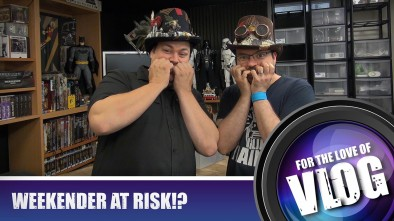 VLOG: The Weekender Is At Risk!?