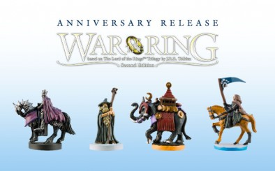 War of the Ring Miniatures