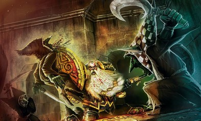 Warhammer Quest Art #1