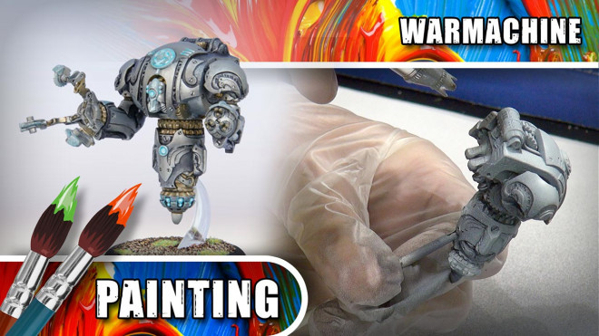 3 Colours Up: Air Brushing Non-Metallic Metals