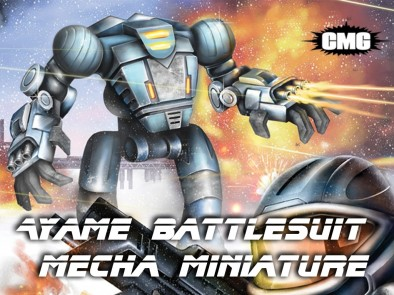 Ayame Battle Suit Mechas