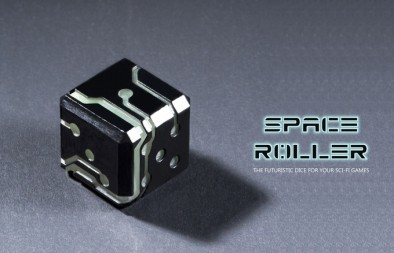 space roller dice #1