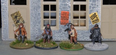 15mm Civilian Hunter Pack