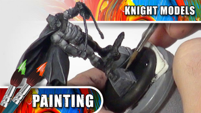 3 Colours Up – How To Paint Batman (Frank Miller) Part Three