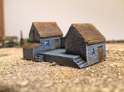 6mm Stone House