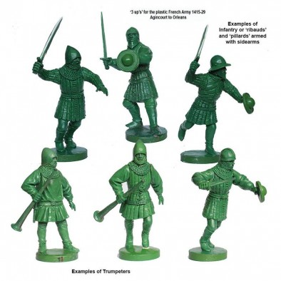 Agincourt French (Trumpeteers)