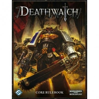 Deathwatch RPG Book