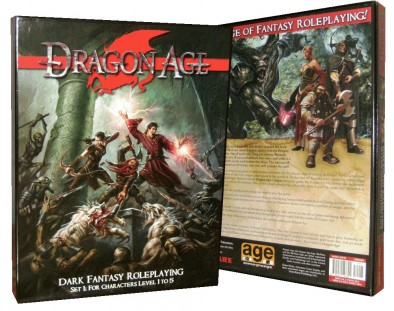 Dragon Age Set #1
