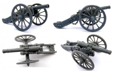 French Artillery (Cannon)