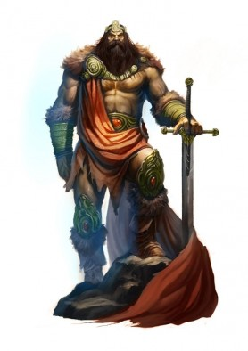King Conan by Xavier Collette