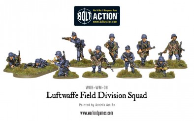 Luftwaffe (Models)