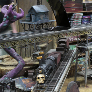 Take A Walk On The Wyrd Side - Talking Malifaux & A NEW Miniatures Game!