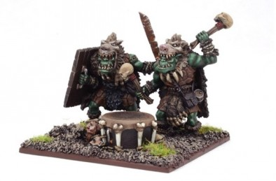 Orc Drummers