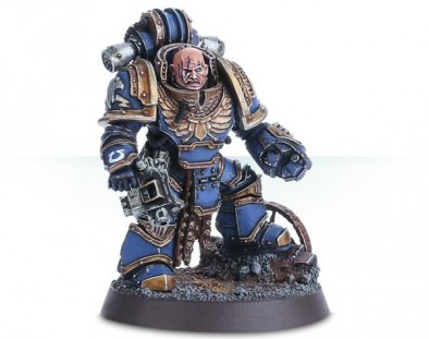 Space Marine (Front)
