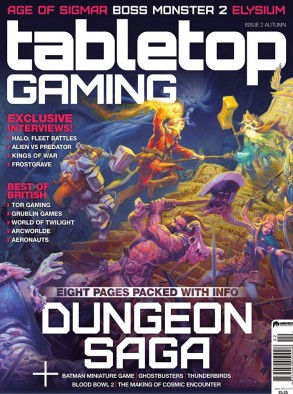 Tabletop Gaming Issue #2
