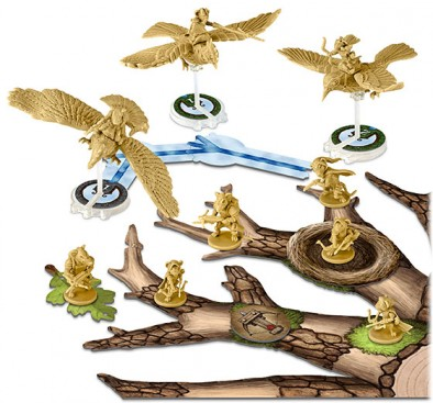 Tail Feathers Miniatures