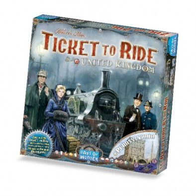 Ticket To Ride United Kingdom