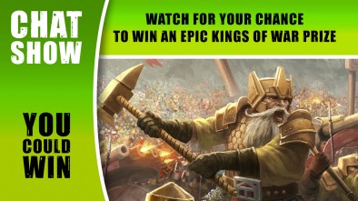 Weekender: AvP Unboxed & Win Kings Of War Prizes!