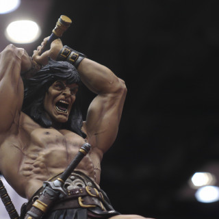 Pulposaurus Entertainment Brings Conan To Face The Monsters