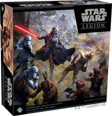 Star Wars Legion (Main)