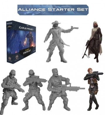 Alliance Starter Set