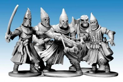 Frostgrave Cultists (Alt)