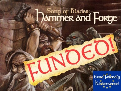 Funded Hammer & Forge