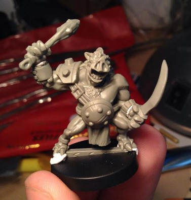 The Pig Orcs Come To Life For Metal King's RelicBlade