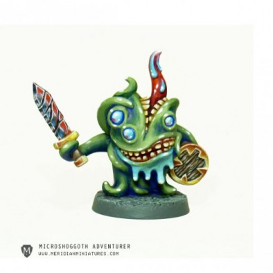 Microshoggoth Adventurer